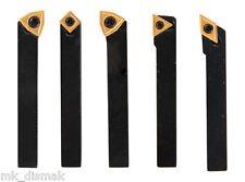 Juego 5 und. cuchillas HM, 8mm OPTIMUM 3441662