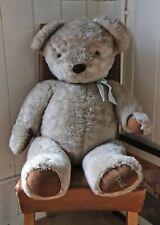 1970s Merrythought Harrods Large (3 feet tall) Teddy Bear.