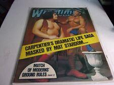 Wrestling Revue Dec 1973 Andre The Giant Wrestling Magazine