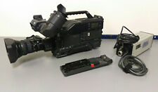 Sony DXC-D35 w/ DSR-1, DXF-701, Fujinon A15 2X lens and MANY extras! See details