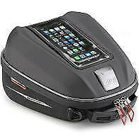 GIVI ST611 NEW (2021) TANKLOCK TANK BAG 6 LTRS MOTORCYCLE LUGGAGE