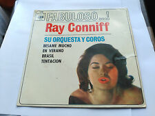 EP FABULOSO ...! RAY CONNIFF - BESAME MUCHO + 3 - CBS SPAIN 1962 VG/VG+