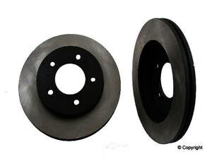 Disc Brake Rotor-Original Performance Front WD Express 405 18076 501
