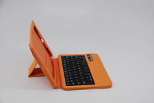 New Ultrathin Bluetooth Wireless Keyboard for Apple iPad mini 2/3/4 Stand Orange