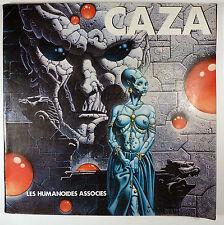 Caza Artbook Ed. Humanoïdes Associés 1979 TBE