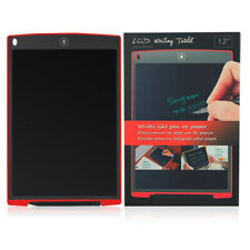 """Howshow 12"""" inch LCD Writing Tablet Notepad eWriter Pad"""