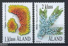 Aland/Åland 1999, Lichens full set 2v MNH