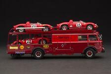 Exoto 1964 Bartoletti 682 Gift Set Le Mans 1:43 NIB +