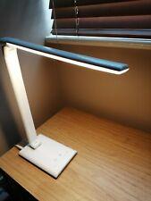 Blanc Lampe de bureau DEL | plusieurs paramètres