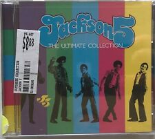 Jackson Five - The Ultimate Collection - 1996 - Music CD SEALED