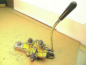 Vintage Gresen 575 Hydraulic Directional control valve, For Parts or Repair