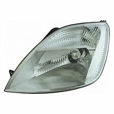 Headlight, fits Ford Fiesta V Left '01-> | HELLA 1LF 010 197-031