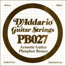 D'ADDARIO PB027 PHOSPHORE BRONZE