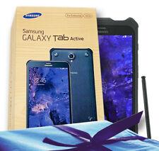 Samsung Galaxy Tab Active SM-T365 16GB, WLAN + 4G (Entsperrt), 20,3 cm (8 Zoll) - Titanium Green (aktuellstes Modell)