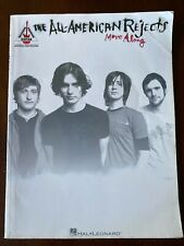 All-American Rejects Move Along Guitar Tab Vocal Lyrics Songbook Hal Leonard