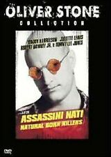 Dvd ASSASSINI NATI - Natural Born Killers (Special Edition con Inserti) ...NUOVO
