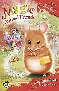 Brand New Animal Magic Friends: Molly Twinkletail Runs Away by Daisy Meadows