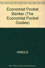 """""""Economist"""" Pocket Banker (""""The Economist"""" Pocket Guides),HINDLE- 0631140034"""