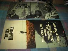 Theory Of A Deadman-(self-titled)-1 Poster-2 Sided-12X24-Mint-Rare