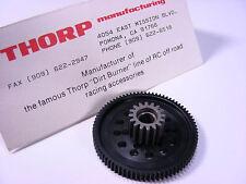 Vintage THORP Dirt Burners 4920 Tamiya KING CAB HILUX ASTUTE MADCAP Counter Gear