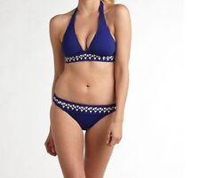 Trina Turk Bikini Swimwear Beach bathing 2PC suit Cruise Women's size 14 $172