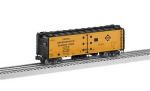 2012 Lionel Erie URTX Steel-sided Refrigerator Car #37808 mint in the box