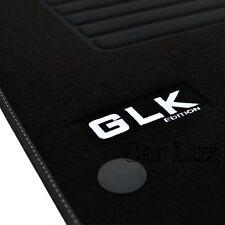 MERCEDES GLK X204 EDITION desde 2008- ALFOMBRAS ALFOMBRILLAS Tapis de sol GLK