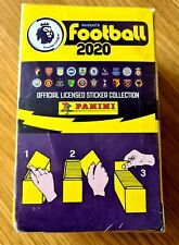 Premier League EPL 2020 Sealed Box x100 packs Greenwood Martinelli Rookie 🔥🔥🔥
