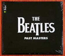 THE BEATLES – PAST MASTERS VOLUMES  1 & 2  Stereo UK  2009  digipack SEALED