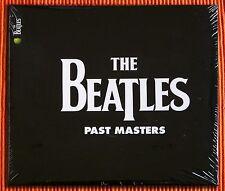 THE BEATLES – PAST MASTERS VOLUMES  1 & 2  Stereo UK  2009  digipack SEALED