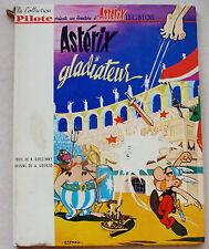 Astérix Gladiateur UDERZO & GOSCINNY éd Pilote 17 titre DL 1964