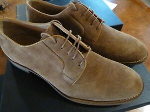 Paul Smith Shoes CHESTER Suede Shoes SIZE 9 : NEW / BOXED