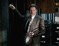DONAL LOGUE AUTHENTIC SIGNED GOTHAM 10X8 PHOTO AFTAL & UACC [14720] IN PERSON
