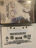 GHOST MUSIC COMPOSED & CONDUCTED BY MAURICE JARRE 1990 MILAN AMERICA CASSETTE