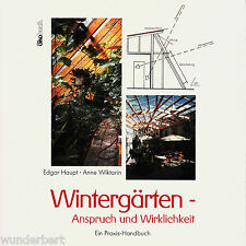 WINTER GARDENS - Claim and REALITY - Edgar MAIN/Anne WIKTORIN tb (1996