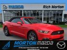 2016 Ford Mustang EcoBoost Premium 2016 Ford Mustang EcoBoost Premium 74279 Miles Ruby Red Metallic Tinted Clearcoa