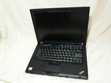 Libreboot Lenovo Thinkpad T400 with Trisquel (NOT T500/W500/R400/X200/X300)