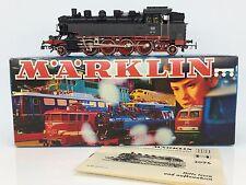 Vírgenes Märklin 3096 locomotora a vapor br 86 de colección h0