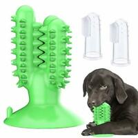 Dog Toothbrush Stick,Dog Chews Toys,Durable Dogs Dental Care Chew Toys,