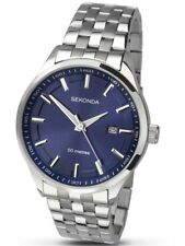 Sekonda  Gents Stainless Steel Watch   1176-SNP