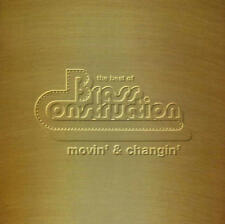 Brass Construction – The Best Of Brass Construction - Movin' & Changin', CD !