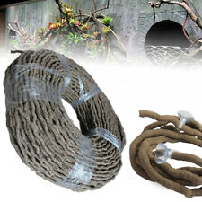 Terrarium Reptile Flexible Jungle Vines Flexible Bendable Decoration Accessories