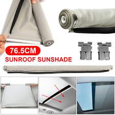 1K9877307B Sunroof Sunshade Cloth & Clip Fit for VW Sharan Tiguan Golf Audi Q5