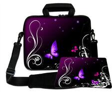 Luxburg 14,2 Pulgadas diseño Portátil Netbook bolsa de hombro con Juego Mousepad