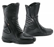 STIVALI BOOTS MOTO IMPERMEABILI FORMA JASPER OUTDRY TOURING LEATHER PELLE TG 43