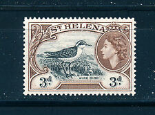 ST HELENA 1953 DEFINITIVES SG158 3d. (BIRD)  MNH