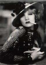 """Kunstkarte / Postcard - Marlene Dietrich in """"Blonde Venus"""", 1932"""