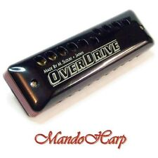 Suzuki Harmonica - REVOLUTIONARY MR-300 Overdrive (KEY OF C) NEW