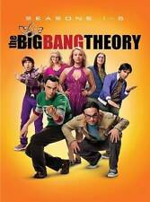 The Big Bang Theory: Seasons 1-5 (DVD, 2018)