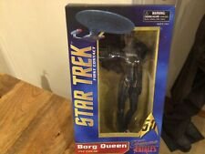 More details for star trek figure femme fatales borg queen  (new and boxed)
